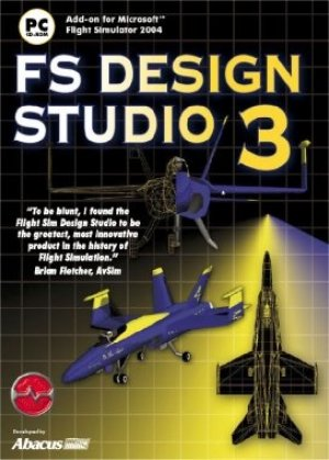 FS Design Studio 3 box art
