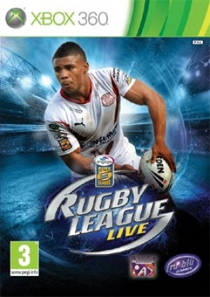 Rugby League Live box art
