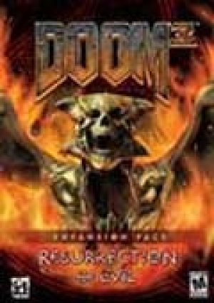 Doom 3: Resurrection Of Evil (Expansion Pack) box art