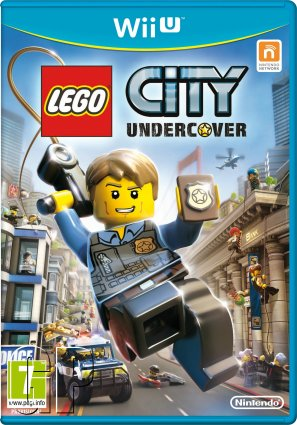 LEGO City: Undercover box art
