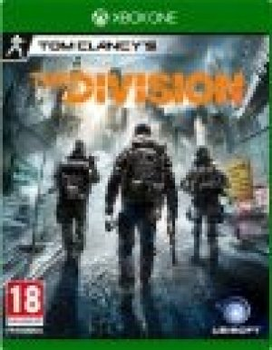 Tom Clancy's: The Division box art