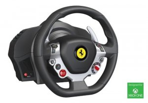 Thrustmaster TX Racing Wheel Ferrari 458 Italia Edition box art