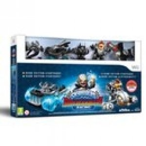 Skylanders Superchargers - Starter Pack - Dark Edition box art