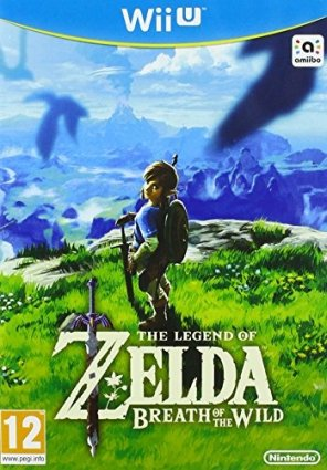 The Legend of Zelda: Breath of the Wild box art