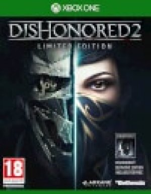 Dishonored 2 - Limited Edition box art