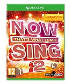 Now That's What I Call Sing 2 box art