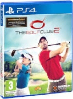 The Golf Club 2 box art