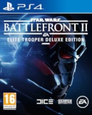 Star Wars Battlefront II: Elite Trooper Deluxe Edition box art