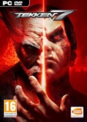 Tekken 7 - Includes Eliza Vampire DLC box art
