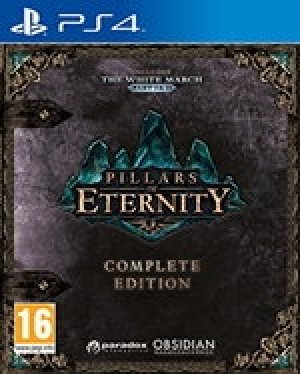 Pillars of Eternity box art