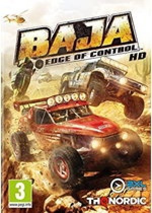 Baja: Edge of Control HD box art