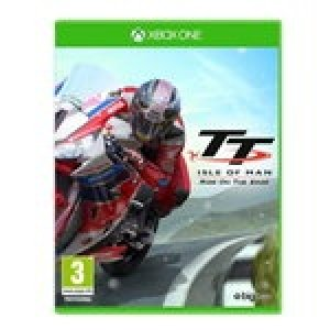 TT Isle of Man: Ride on the Edge box art