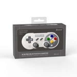 8Bitdo SF30 PRO Bluetooth Gamepad box art