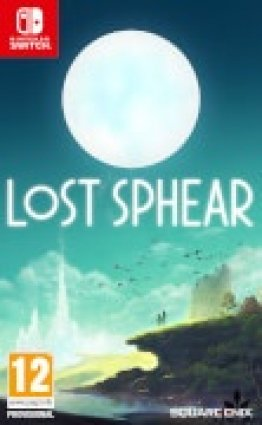 Lost Sphear box art