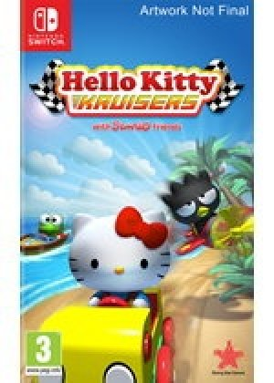 Hello Kitty Kruisers box art