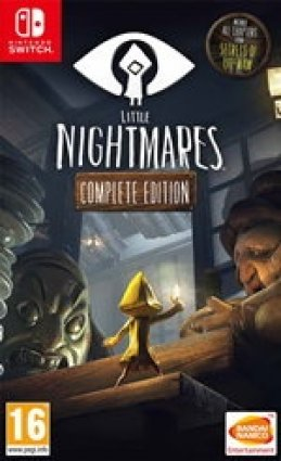 Little Nightmares Complete Edition box art