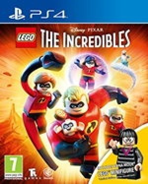 LEGO The Incredibles Mini Figure Edition box art
