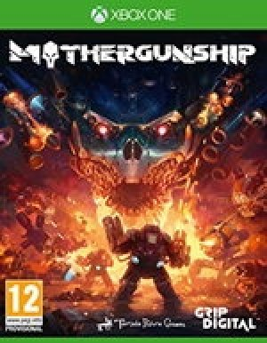 Mothergunship box art