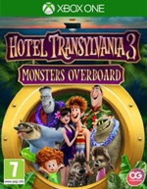Hotel Transylvania 3: Monsters Overboard box art