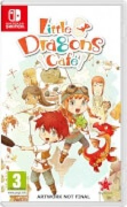 Little Dragon's Café box art