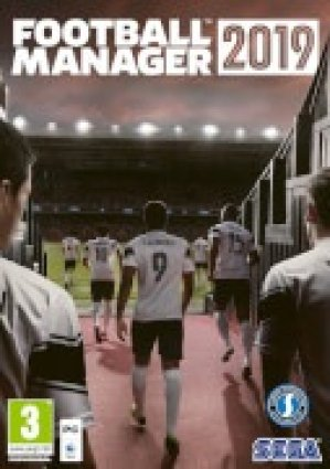 Football Manager 2019 box art